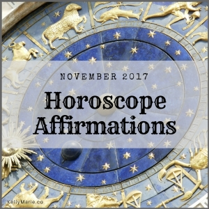 Horoscope Affirmations
